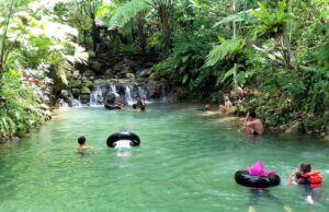 area kolam alami