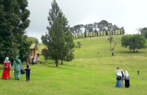 area taman perbukitan ciater highland resort