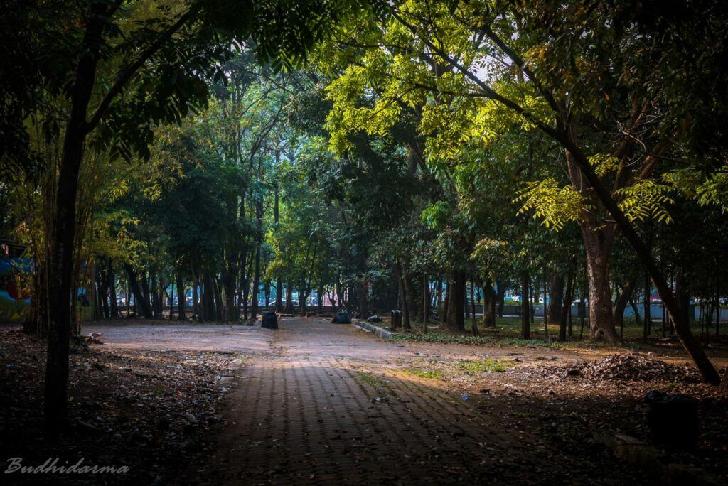 area taman