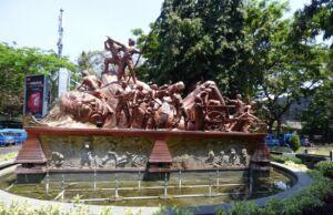 Arsitektur Monumen Juang 45