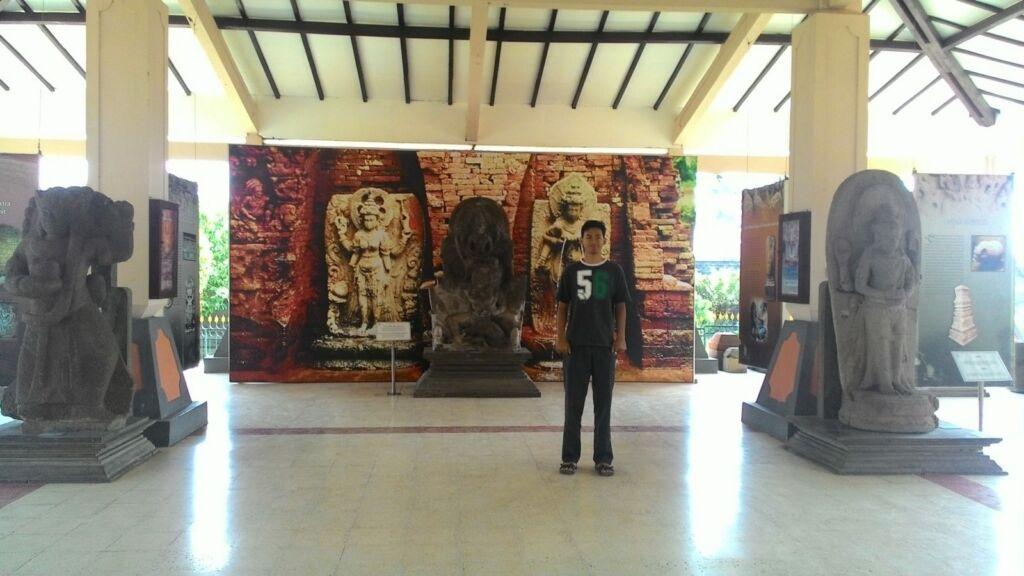 Museum Trowulan Jawa Timur