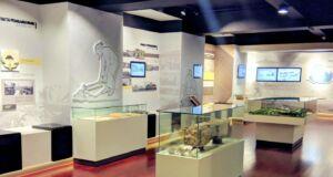 berbagai koleksi museum gedung sate
