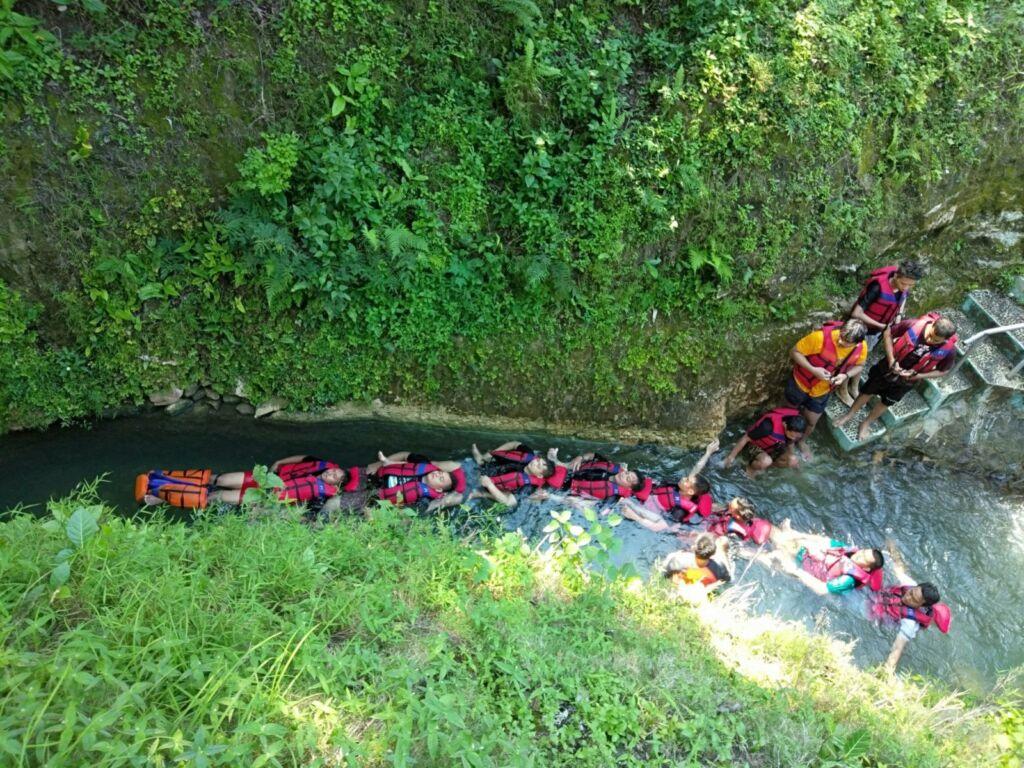 Oray-orayan body rafting citumang