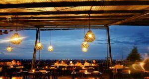 View di Restoran Klapa Manis