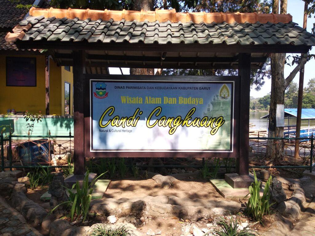 Situs Cangkuang Kampung Pulo
