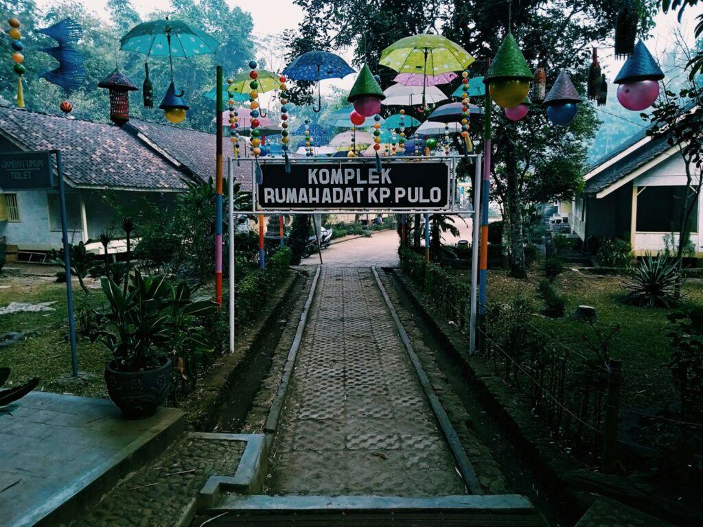 Kawasan Kampung Pulo