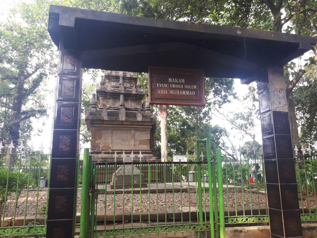 Makam Dalem Arief Muhammad
