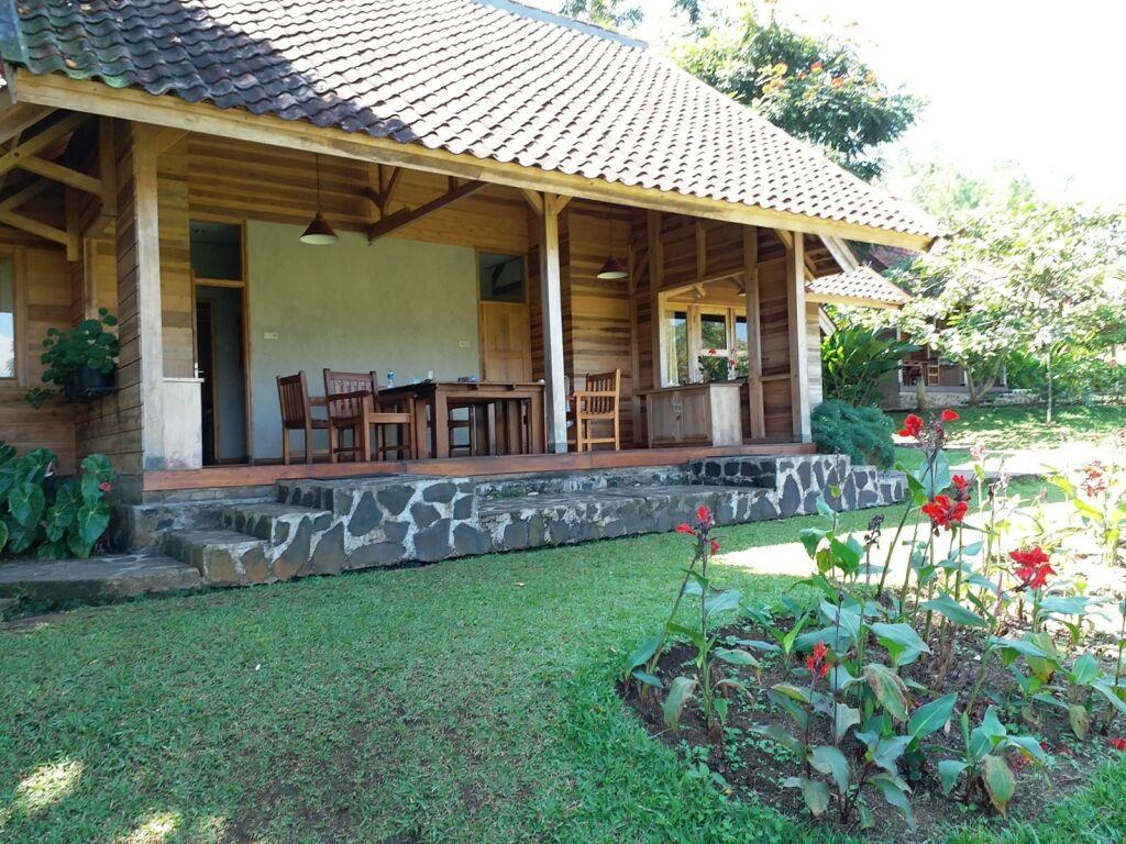 Suasana villa