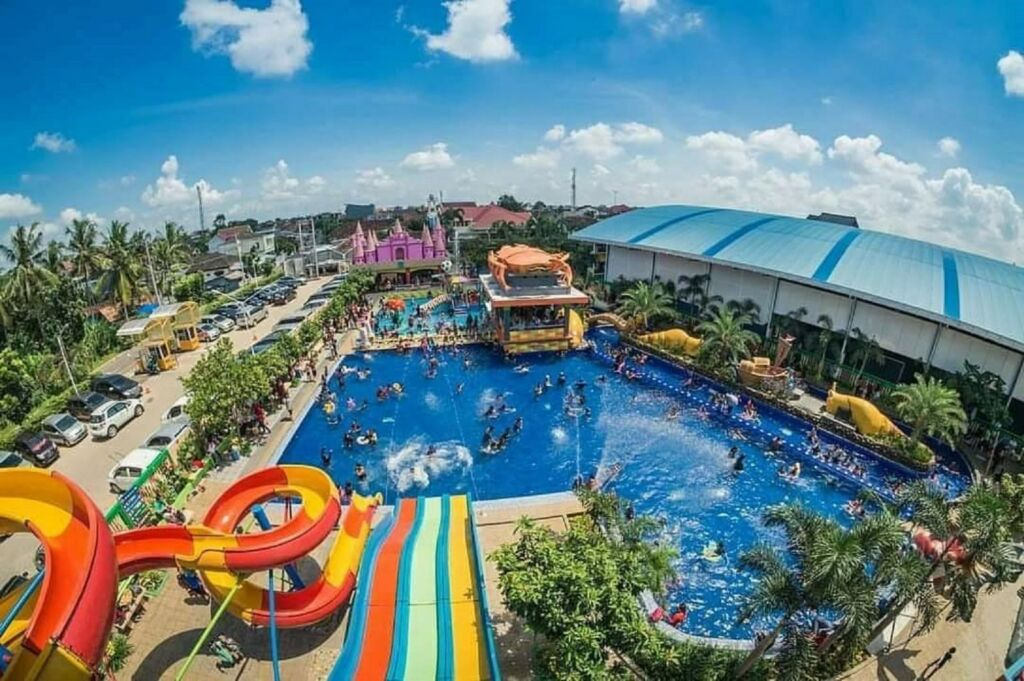 Waterpark Lampung Walk