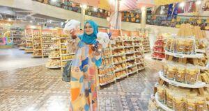 Berbelanja oleh-oleh khas Bali di The Keranjang Bali Badung Bali - nennyyuniawati