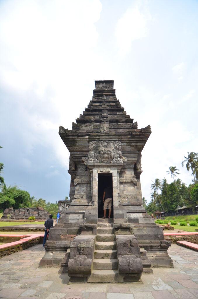 Candi Candra Sengkala. Foto: Google Maps / Komang Pradnyana