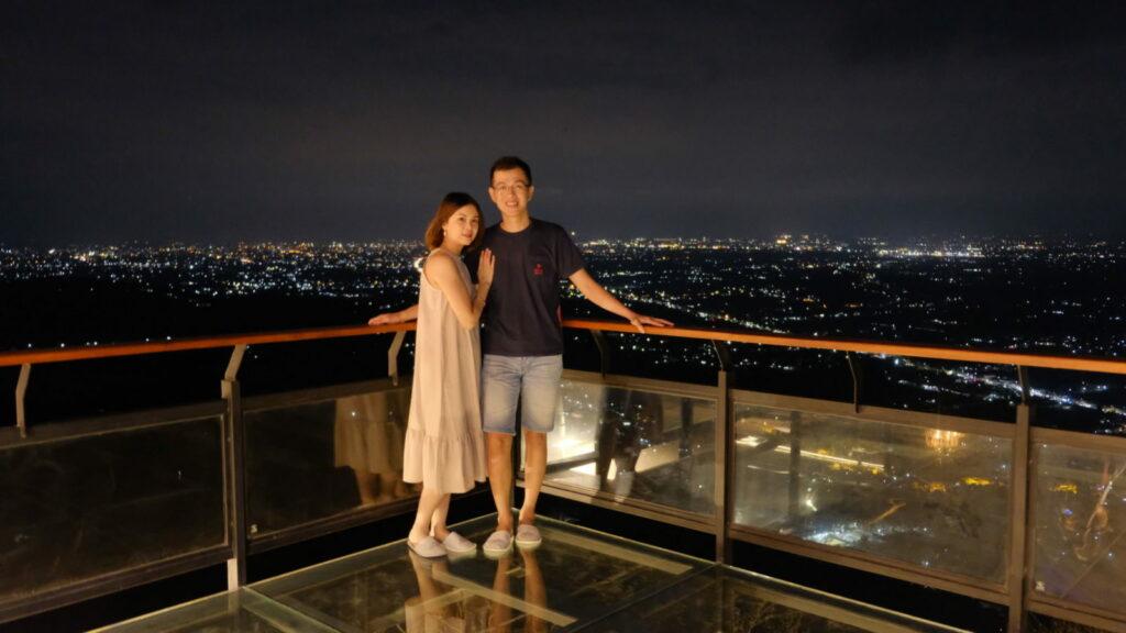 Heha Sky View Tempat wisata di Jogja dengan pemandangan city light