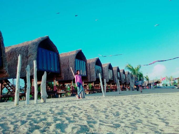 Cottage tempat Spa dan Massage di Pantai Mertasari