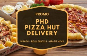 Promo Pizza Hut Delivery PHD