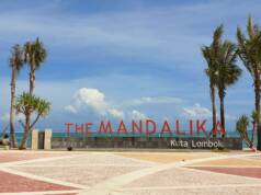 the mandalika pantai kuta lombok