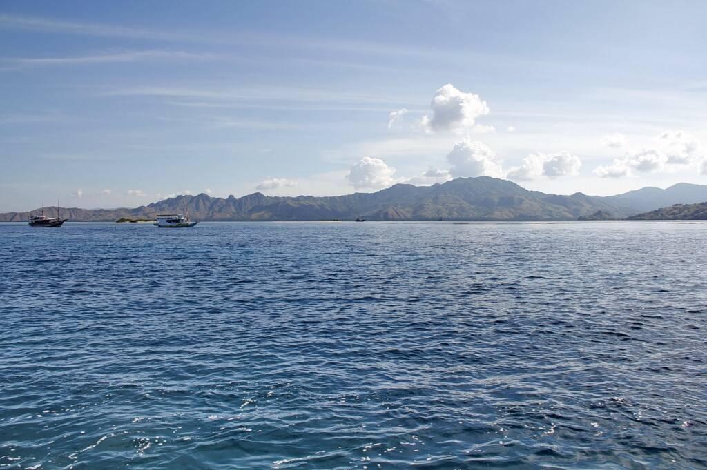 Alam Perairan Manta Point yang Indah