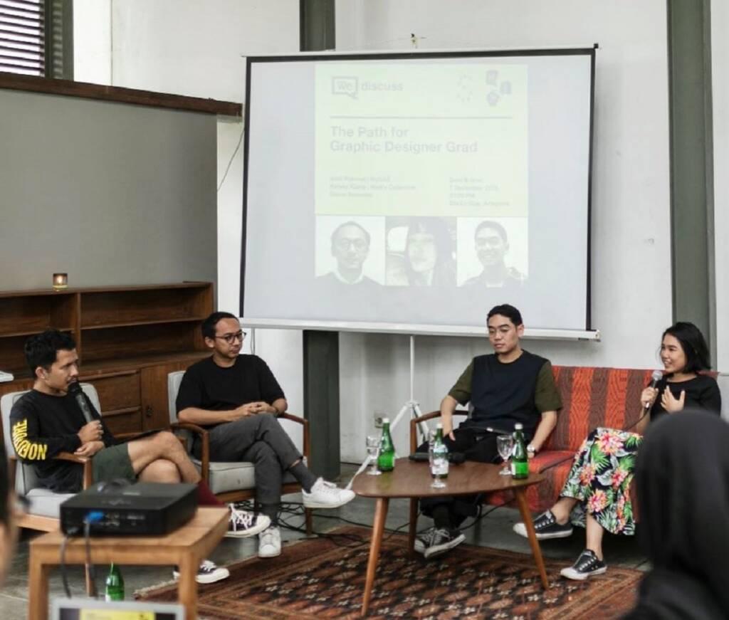 Berbagai gelaran acara seringkali diadakan di Dia Lo Gue Jakarta Selatan DKI Jakarta - _riop_