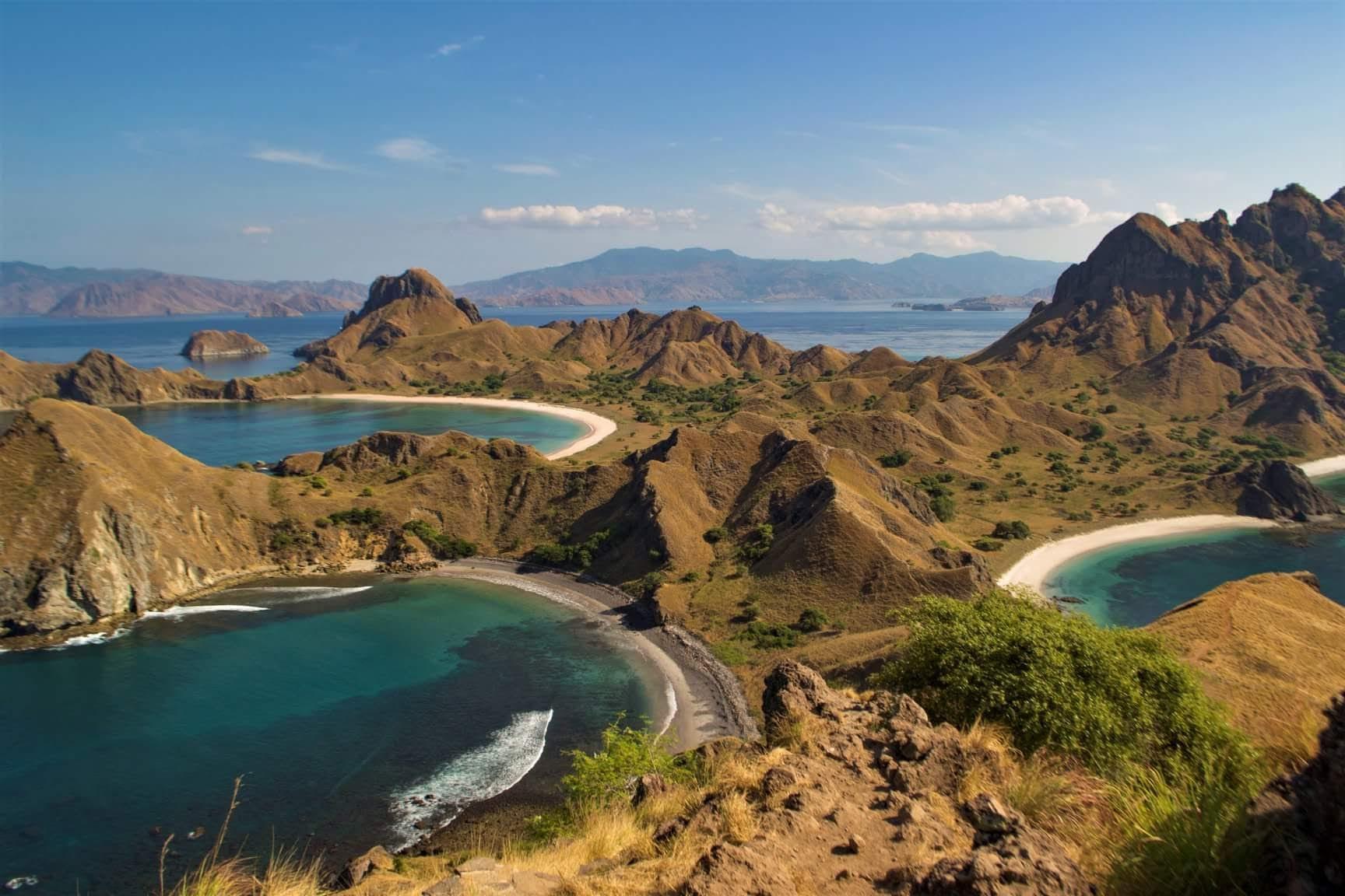 Taman Nasional di Indonesia - Pulau Komod