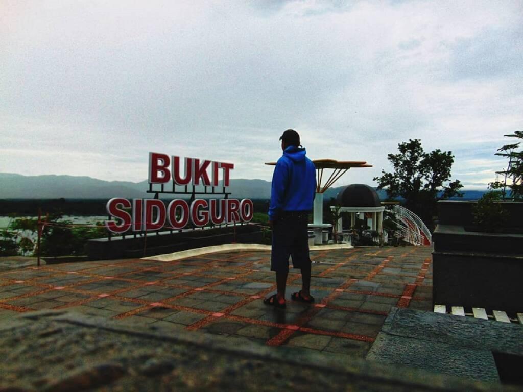 Lanskap Bukit Sidoguro berada di ketinggian alam terbuka Klaten -cahsolomotovlog