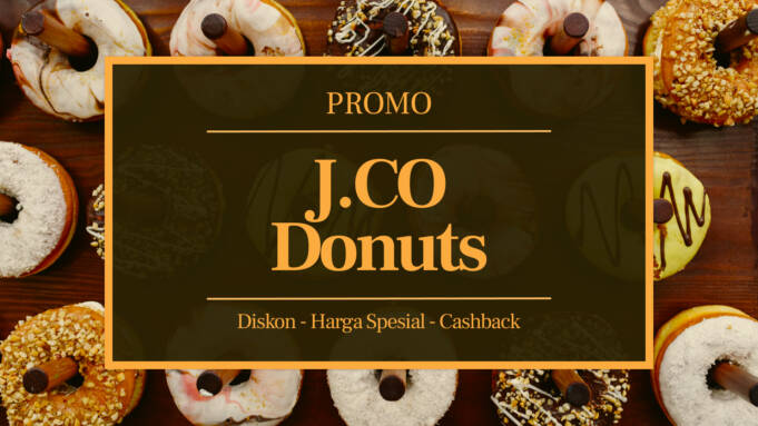 promo jco donuts harga spesial diskon