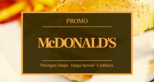 promo mcdonald diskon harga spesial cashback