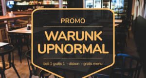 promo upnormal