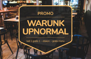 promo upnormal