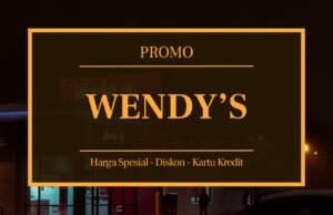 Promo Wendys