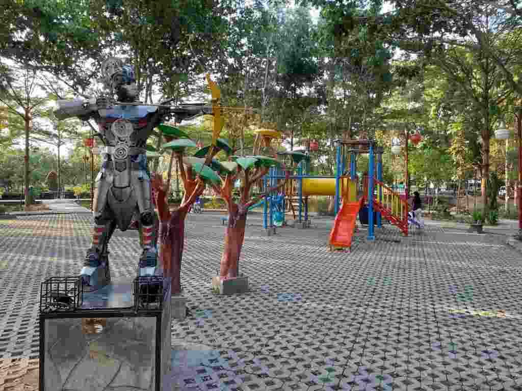 Area Taman Bermain Anak