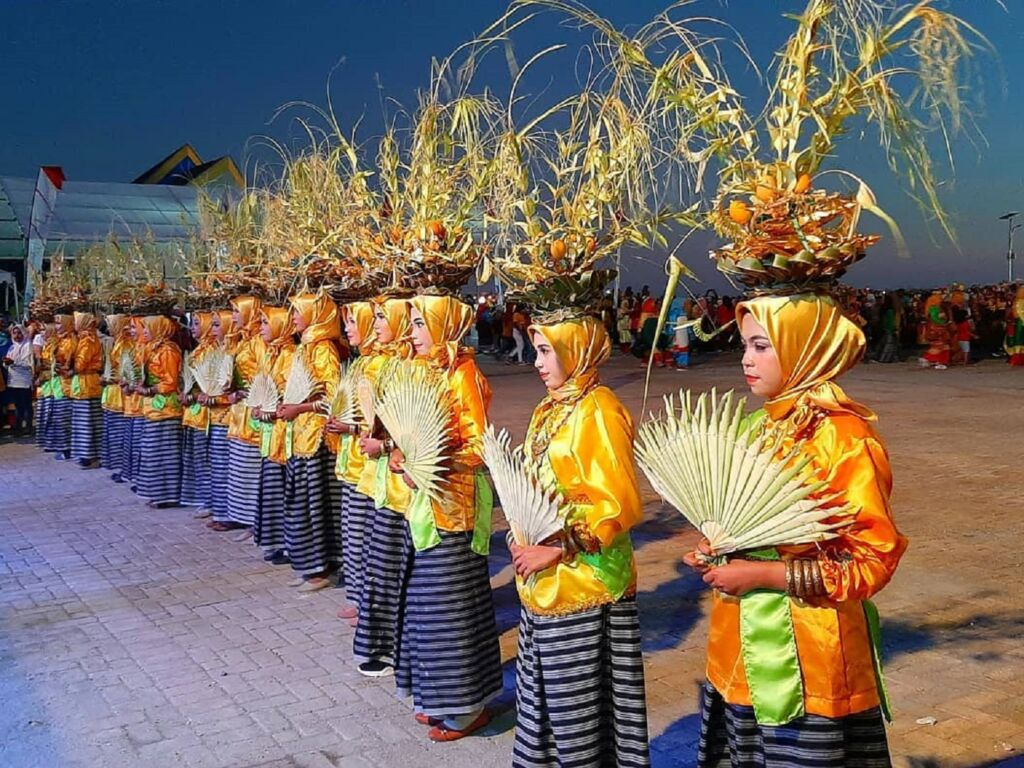 Gelaran festival wakatobi wave