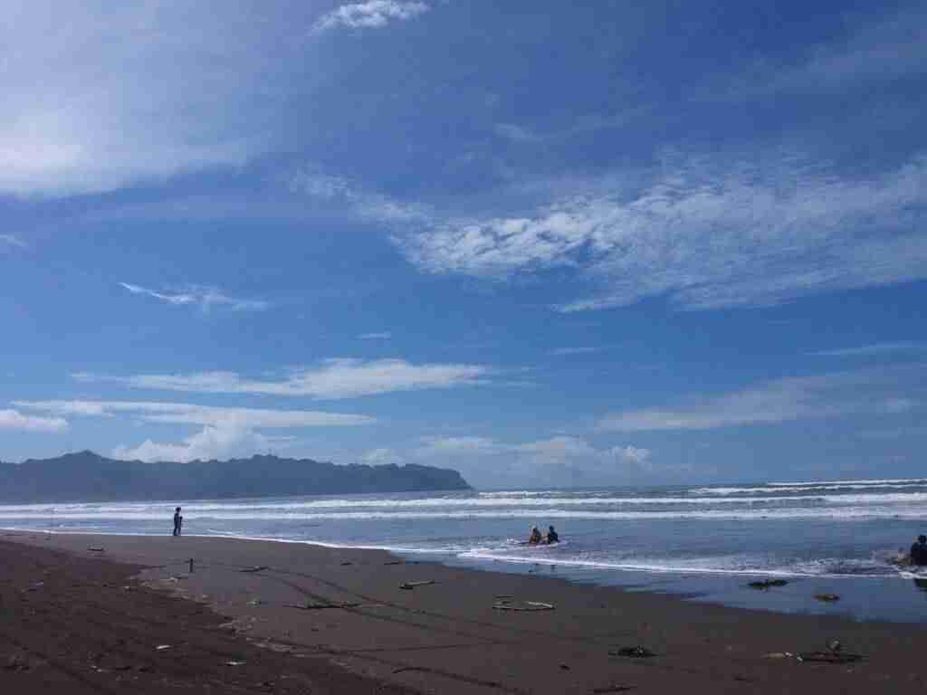 Pantai Cemara Sewu Cilacap
