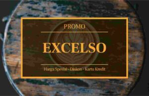 promo excelso Coffee