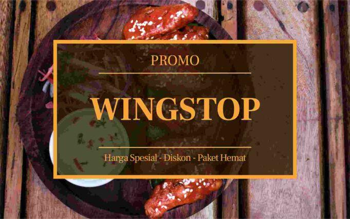 promo wingstop