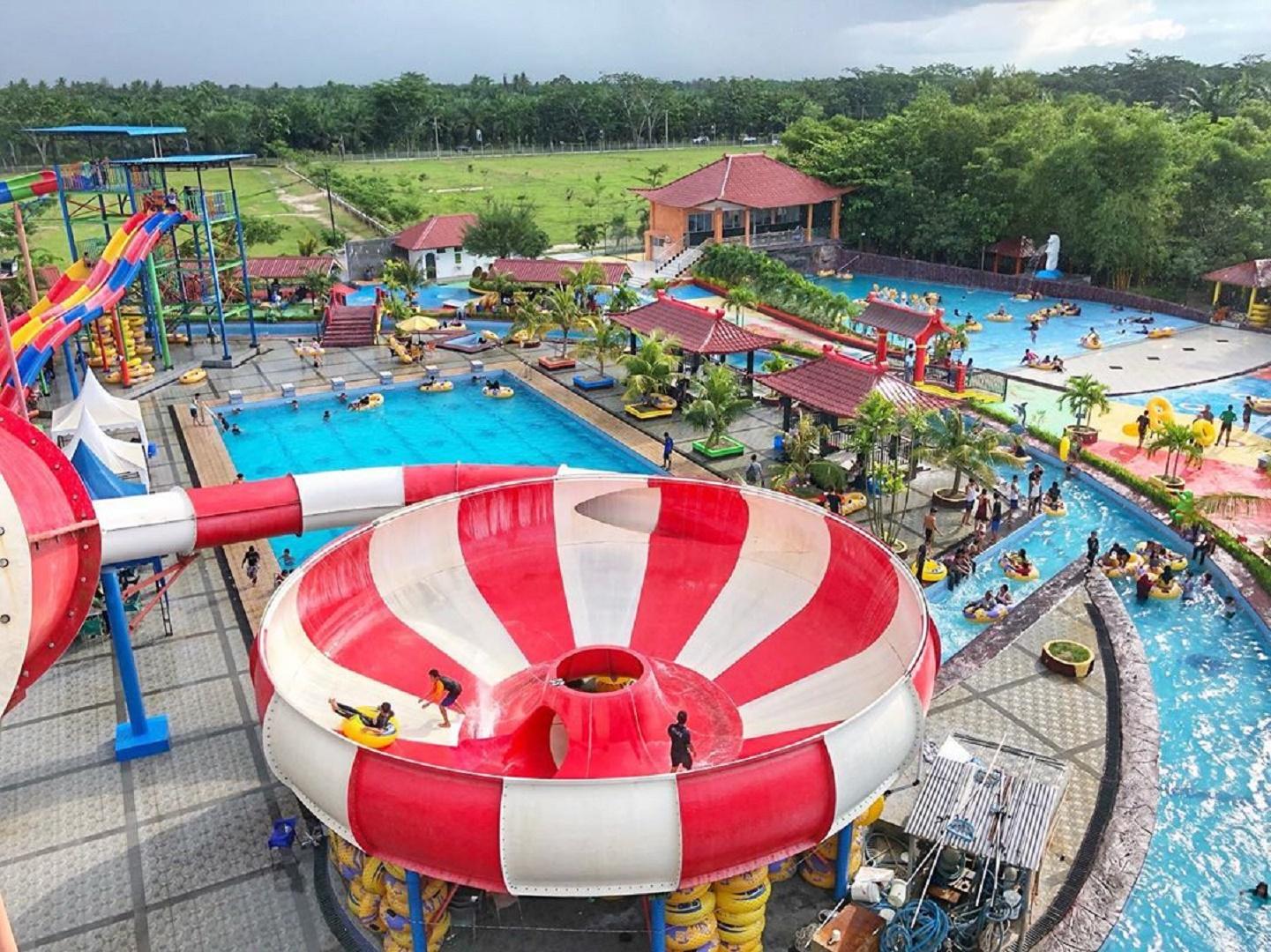 Singapore Land Waterpark Tiket 8 Wahana Seru Desember 2020 Travelspromo
