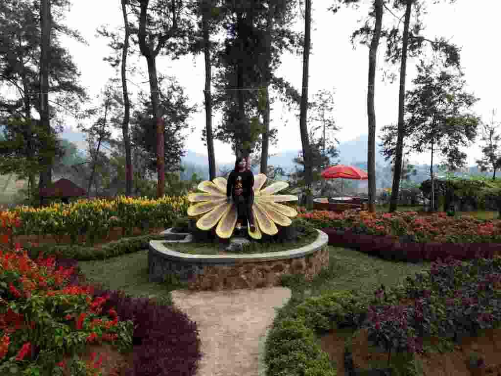 Taman Bunga Tenggir Park