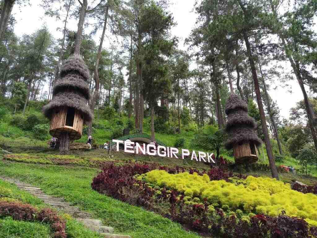 Tenggir Park Karanganyar