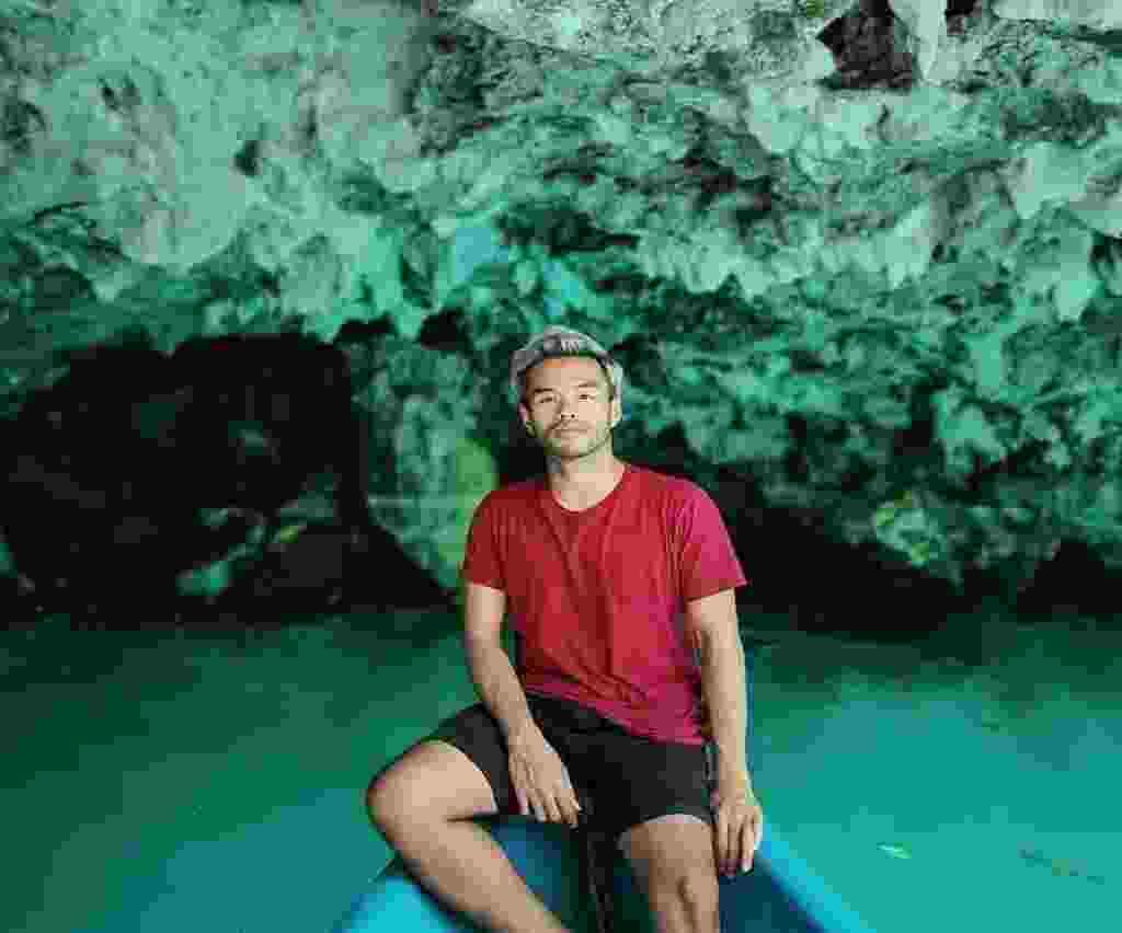 lokasi sungai dibawah batu karang