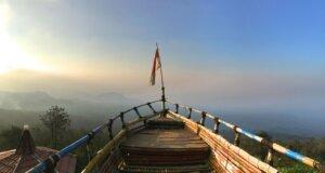 wahana foto kapal di G Pass Semarang