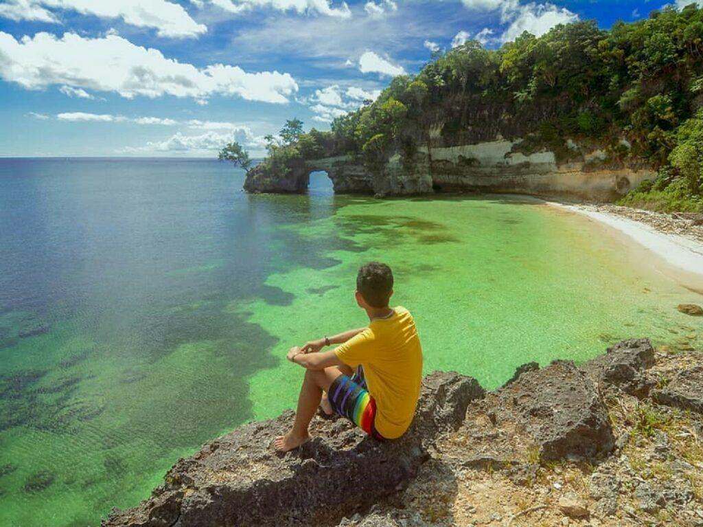 Kawasan wisata Batu Karappu