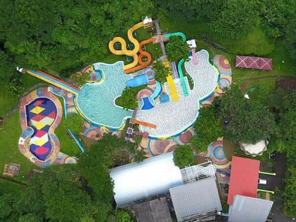 area taman rekreasi Citraland Waterpark Manado