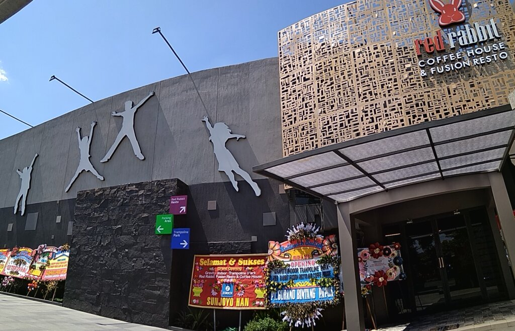 Gravity Trampolin Semarang