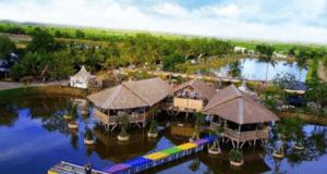 Panorama Taman Air Percut