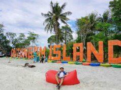 Pulau Dutungan Barru Sulawesi Selatan - gondrong.petualang
