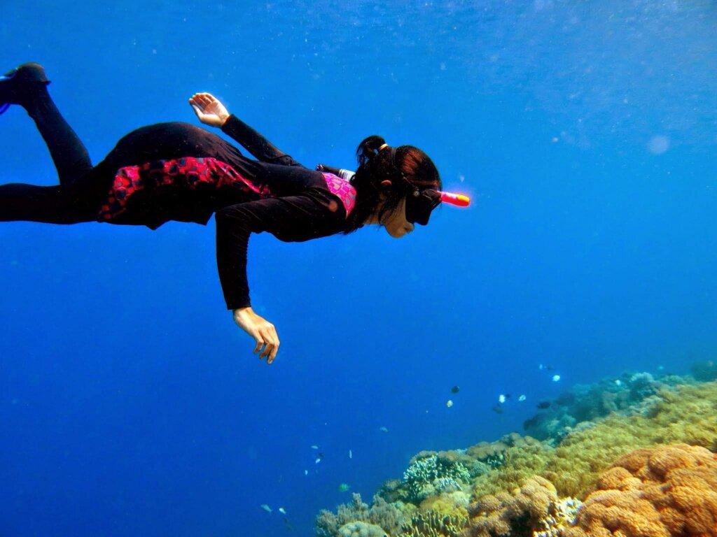 Snorkeling di Pulau Kambing Bulukumba Sulawesi Selataan - Indrajiet Rachman