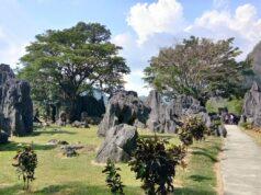 Area taman nasional Bantimurung