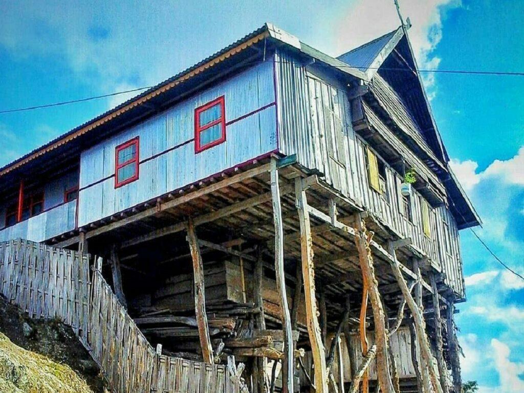 Wisata budaya du Kampung Bitombang