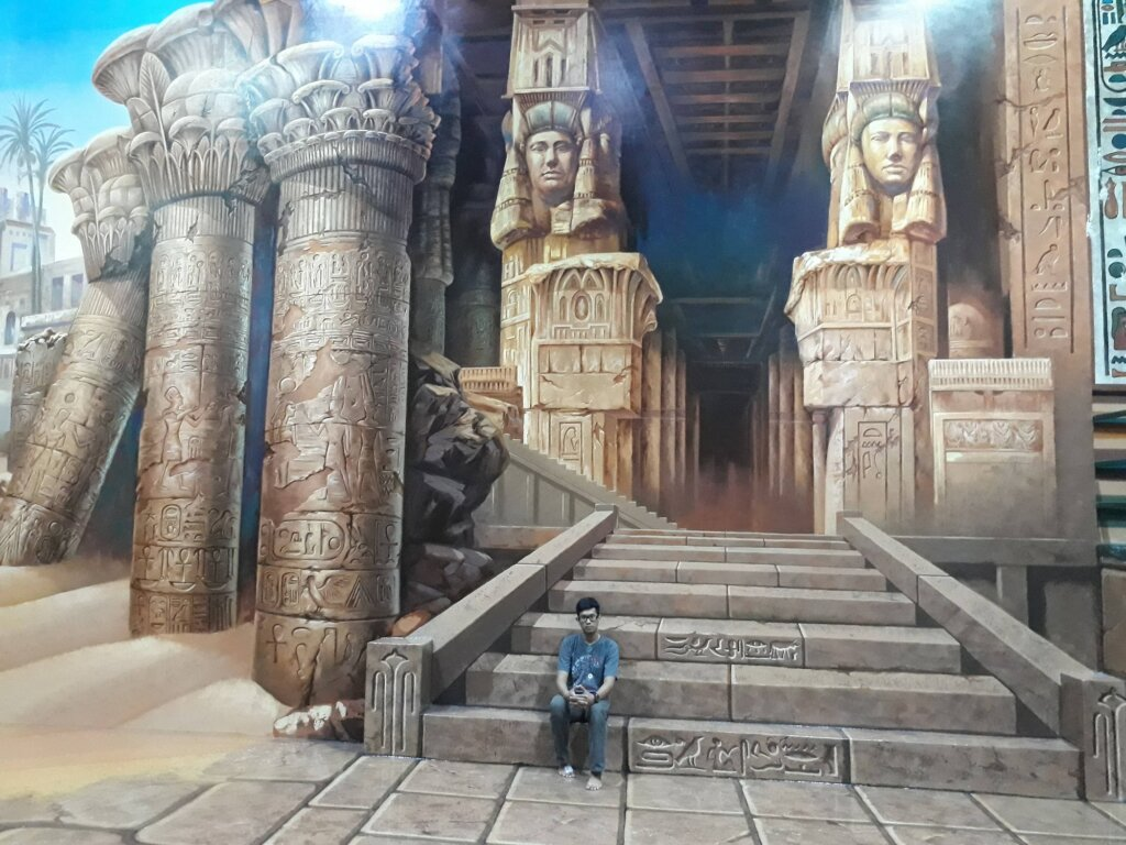 Zona Ancient Egypt yang Misterius