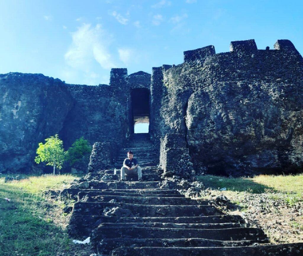 Benteng Keraton Buton Pulau Buton Buton Sulawesi Tenggara - wawan_erwiyansyah