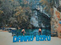 Danau Biru Kolaka Utara Sulawesi Tenggara - imham_f