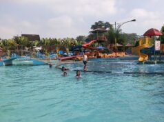 Kolam Renang Amerta Waterpark